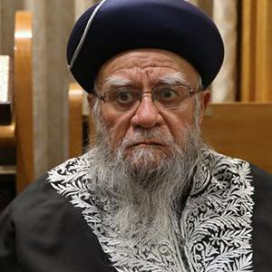 Rabbi Bakshi Doron Shlita
