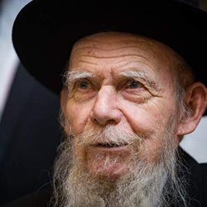 Rabbi Yirchamiel Gershon Edelstein Shlita