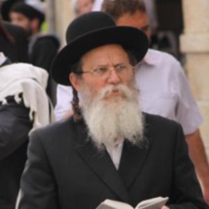 Rabbi Sariel Rosenberg Shlita