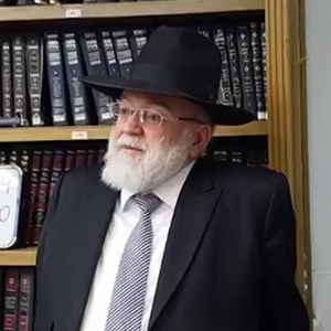 Rabbi Michaell Peretz Shlita, Mexico